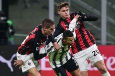 Juventus Vs AC Milan, Persaingan Menuju Liga Champions