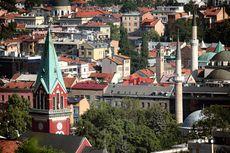Itinerary Wisata Jalan Kaki di Old Town Sarajevo