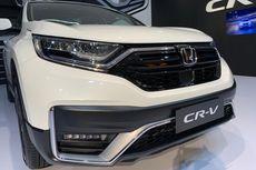 Honda Sambut Baik Perluasan Insentif Pajak 0 Persen untuk Mobil 2.500 cc