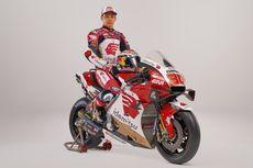 Takaaki Nakagami Pamer Livery Baru buat MotoGP 2021