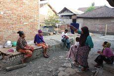 Gempa di Lombok, Suara Gemuruh Bikin Warga Panik