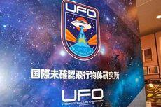 Jepang Buka Laboratorium UFO di Dekat Fukushima Sehari Sebelum Laporan Pentagon Dirilis