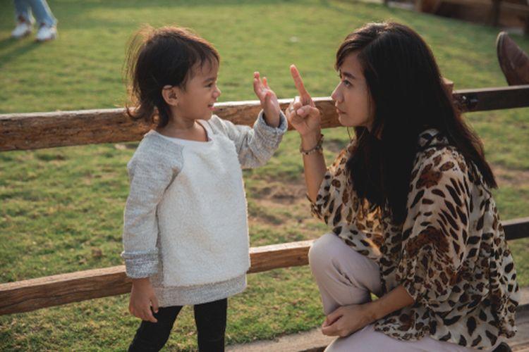 Larangan pada anak malah bisa memicu respons sebaliknya.