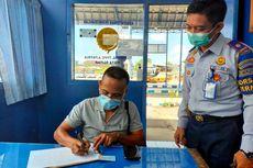 Jelang Lebaran, Terminal Bus Blitar Lakukan Tes GeNose C19 Secara Acak untuk Penumpang