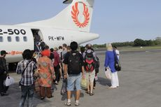 Penerbangan Perdana ke Silangit, Pilot Wings Air