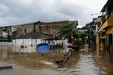 BBWSCC: 12 Titik Sungai Jakarta Berpotensi Banjir karena Belum Dinormalisasi