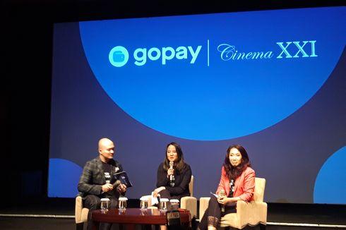 GoPay Kini Bisa Digunakan untuk Beli Tiket dan Makanan di Bioskop
