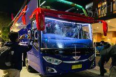 Arema FC Ambil Langkah Tegas Kasus Perusakan Bus oleh Oknum Suporter