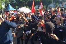 Bawa Sejumlah Pendemo di Balai Kota, Polisi: Untuk Dipulangkan