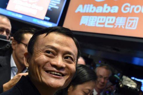 Jack Ma Muncul Kembali di Depan Publik, Lakukan Kunjungan ke Markas Alibaba