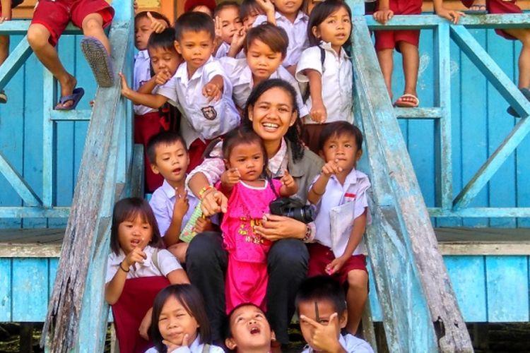 Ilustrasi Indonesia Mengajar