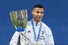 Cristiano Ronaldo Tersenyum Bangga Ketika Real Madrid Merana