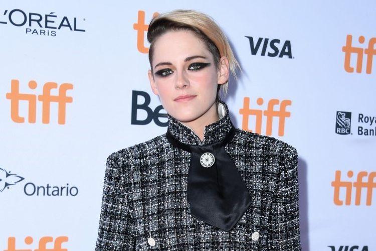 Aktris Kristen Stewart menghadiri pemutaran khusus film Seberg di Ryerson Theater pada hari ketiga 2019 Toronto International Film Festival di Toronto, Kanada, pada 7 September 2019.