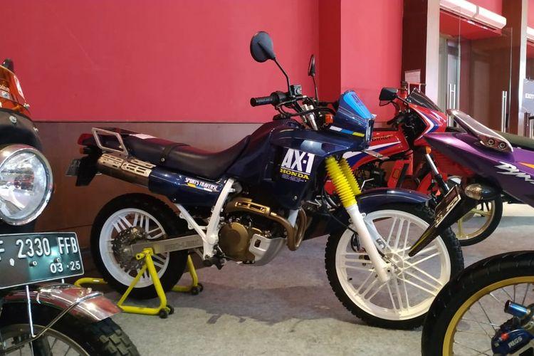 Honda AX-1 di IIMS Hybrid 2021