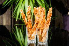 Resep Breadsticks dari Sisa Kulit Roti Tawar, Camilan Renyah Anti Ribet