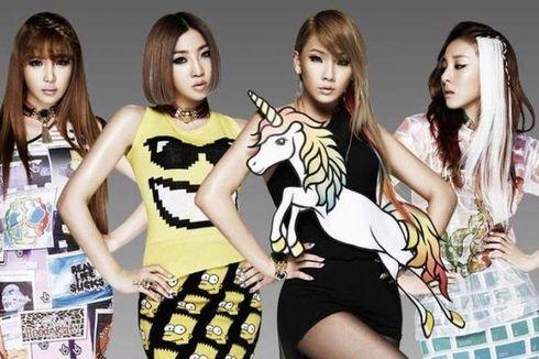 Lirik dan Chord Lagu Lonely dari 2NE1