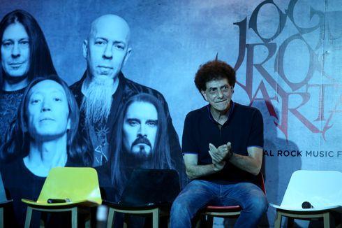 Ahmad Albar: Kepuasan Luar Biasa Bisa Bermain dengan Dream Theater