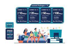 Daftar Wilayah Layanan Internet Unlimited PLN Berikut Harganya