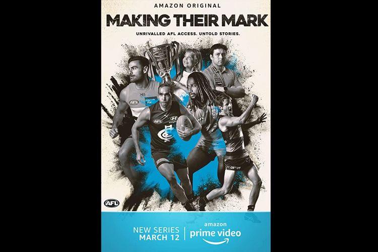 Serial dokumenter Making Their Mark (2021).