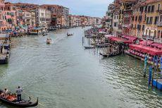 Italia Lockdown karena Virus Corona, Sungai di Venesia Terlihat Jernih