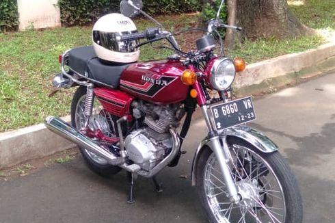 Honda CB100 K5, Generasi Penyempurna CB100