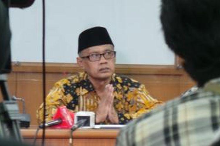 Ketua PP Muhammadiyah Haedar Nashir