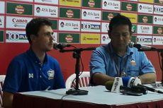 Pendapat Pelatih Thailand soal Kartu Merah Saddil Ramdani