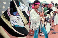 New Balance Bikin Sneakers yang Terinspirasi Pakaian Jimi Hendrix