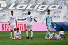 Gagal Juara La Liga dan Nirgelar, Madrid Alami Musim Terburuk dalam 11 Tahun