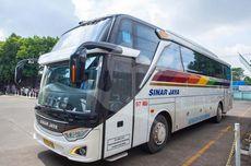 Tarif Baru Bus PO Sinar Jaya dari Semarang ke Jabodetabek