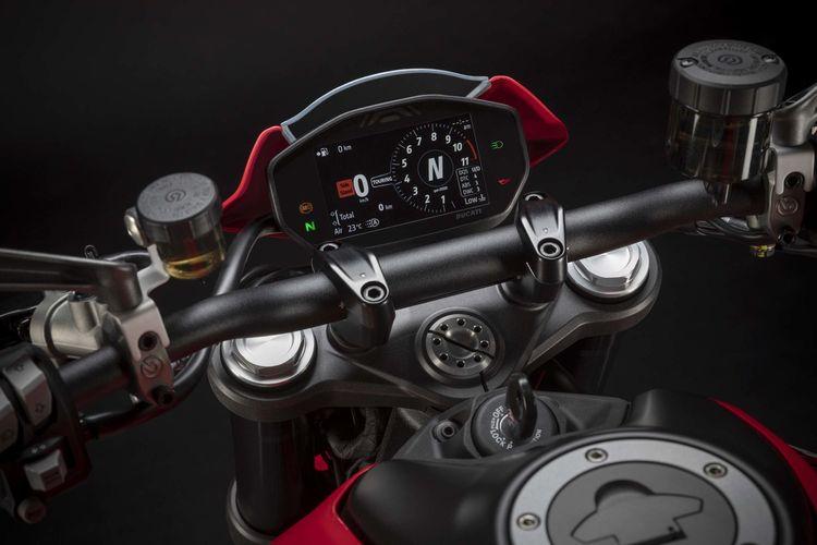 Generasi terbaru Ducati Monster