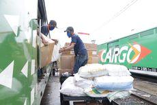 Catat, Kirim Barang dari Jakarta Lewat Rail Express Diskon 25 Persen