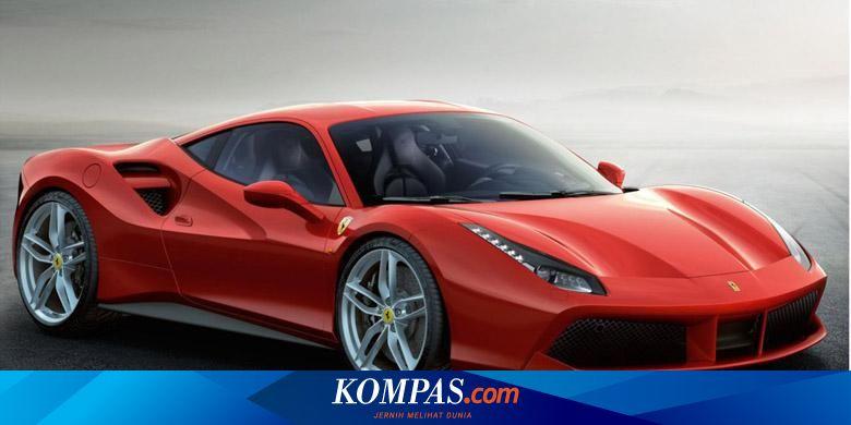 Ferrari 488 Gtb Sapa Orang Kaya Indonesia Bulan Depan