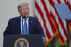 Kematian George Floyd, Negara yang Dituduh Trump Lakukan Pelanggaran Hak Demokrasi Menyerang Balik