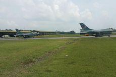 Lima Penerbang TNI AU Lulus Latihan Tempur Udara