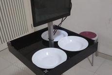 Ini Bentuk Robot Pelayan Pasien Covid-19 Inovasi ITS