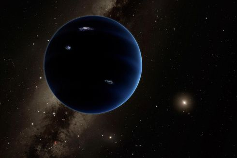 Planet Sembilan yang Misterius Diduga Bukan Planet, tetapi Lubang Hitam