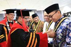 Ketua MPR RI Dapat Penghargaan dari Kampus Itera