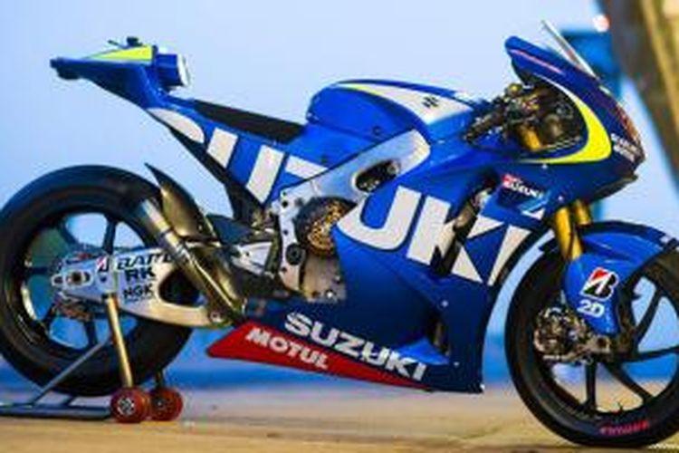 Suzuki ingin kembali ke MotoGP sebagai tim Factory.