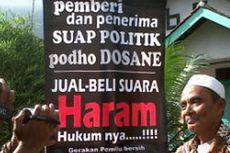 Pengurus Masjid Keliling Kampung Serukan Tolak Politik Uang