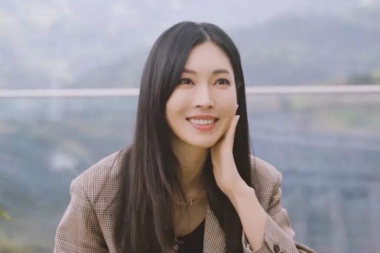 Aktris asal Korea Selatan Kim So Yeon