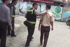 Razia Sekolah, Polisi Pergoki Tiga Siswa Sedang Mengisap Lem