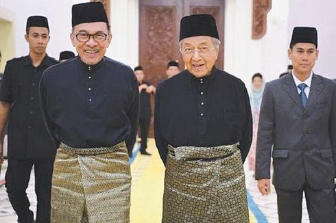 Anwar Ibrahim Merasa Ditipu Mahathir Mohamad soal Suksesi PM Malaysia