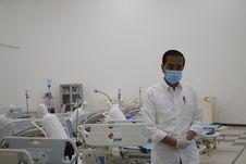 Resmikan RS Darurat Covid-19, Presiden Jokowi Harap Sore Ini Sudah bisa Terima Pasien