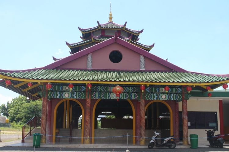 Masjid Chengho Jember menjadi simbol kerukunan dan toleransi umat beragama