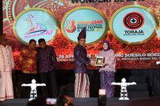 Ada Robot di Peluncuran Kalender Acara Pariwisata Sulawesi Selatan 2019