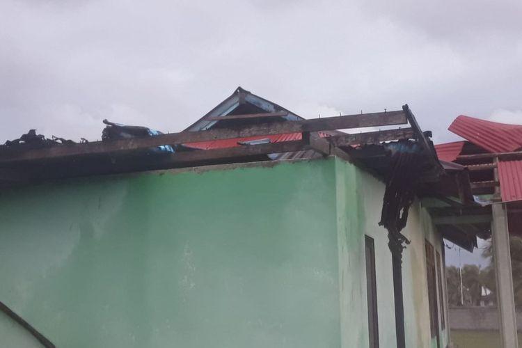 Rumah warga di Rote Ndao rusak terkena puting beliung