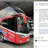 Bus Baru PO Borlindo, Pakai Bodi Avante H9 dan Dimodifikasi