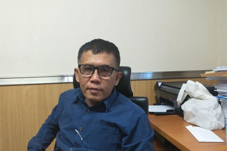 Ketua Komisi A DPRD DKI Jakarta Mujiyono di Gedung DPRD DKI Jakarta, Jalan Kebon Sirih, Jakarta Pusat, Senin (11/11/2019).