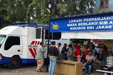 Selama PSBB Jakarta, Layanan SIM Keliling Bakal Ditambah